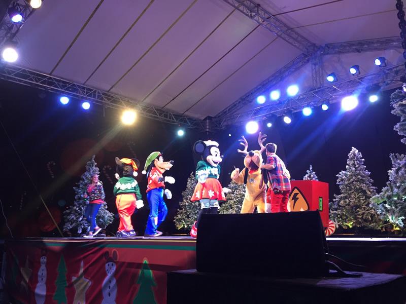Navidad Disney - Centro Chía